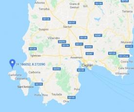 Isola Piana casa Flavia e Ercole