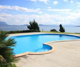 Apartment in S'Abba e Sa Pedra pool complex