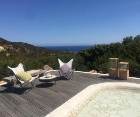 Luxury villa in porto cervo