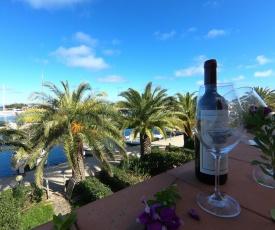 porto ottiolu quay beach 90 m, beautiful view