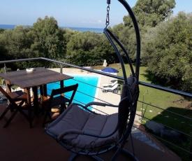 Villa Blu piscina privata a due passi dal mare