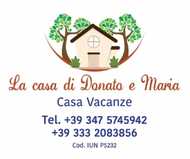La Casa Di Donato E Maria