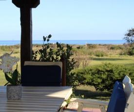Fantastica villa vista mare a 80 metri dalla spiaggia immersa nel villaggio pi bello della costa