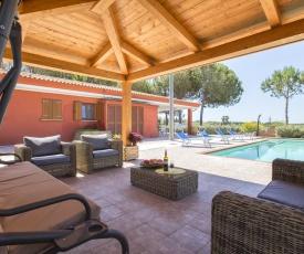 Villa relais I Girasoli with pool